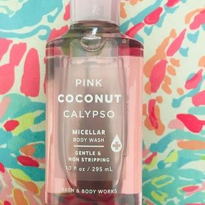 Bath & Body Works Body Wash-Pink Coconut Calypso